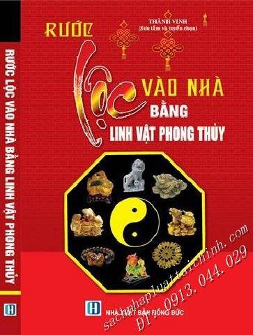 RƯỚC LỘC VÀO NHÀ BẰNG LINH VẬT PHONG THỦY