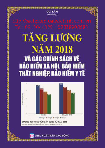 Chính sách tăng lương năm 2018 Điều chỉnh mước lương cơ sở ( từ ngày 01 tháng 7 năm 2018 )