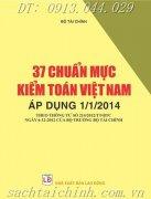 37 chuẩn mực kiểm toán Việt Nam áp dụng 1/1/2014
